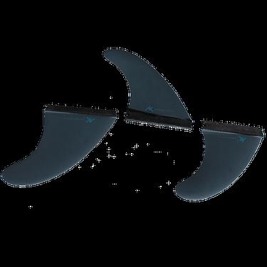 AK Duratech Thruster Surf fins